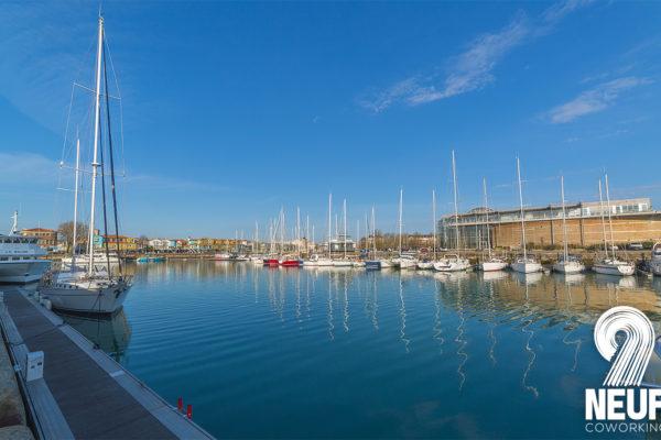 La Rochelle - Bassin des grands yachts | Coworking La Rochelle