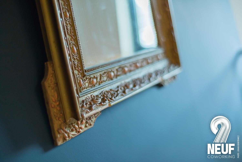 Coworking La Rochelle Décoration Miroir