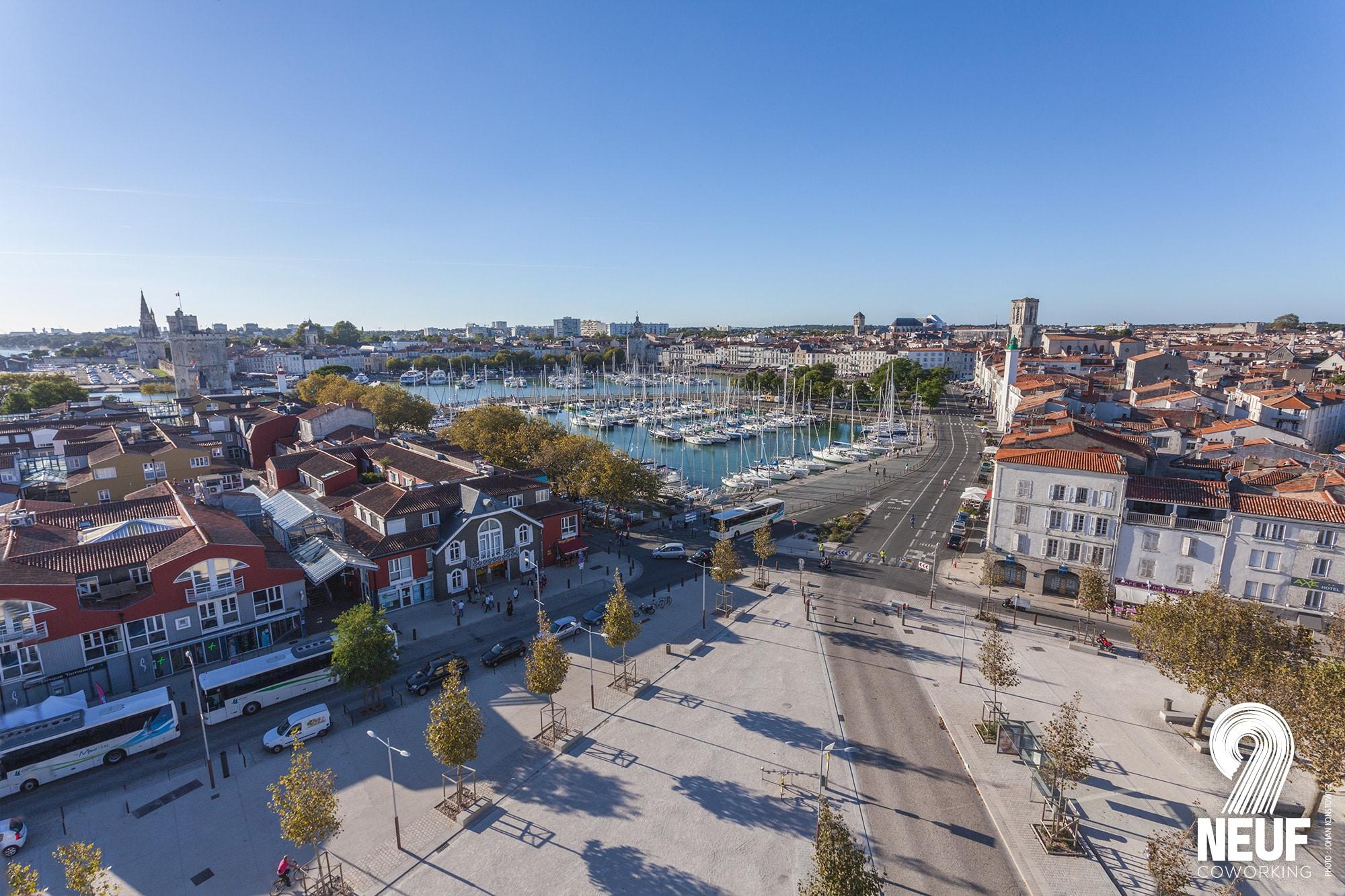 La Rochelle, ville française la plus attrayante pour la magazine Le Point