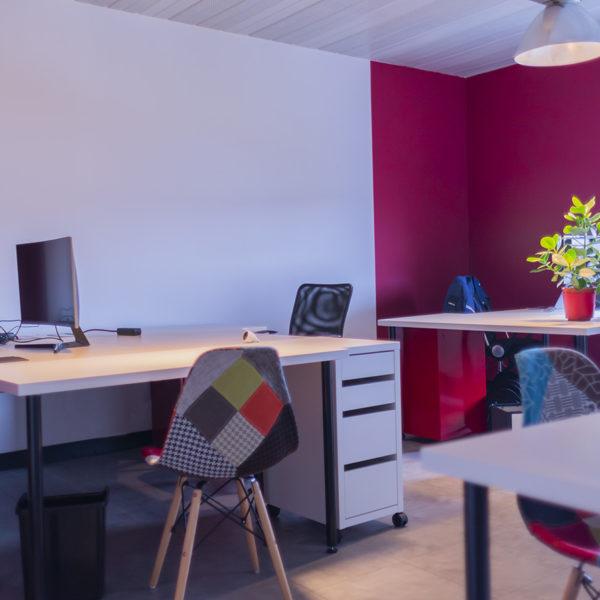 Espace de travail collaboratif - Coworking à La Rochelle