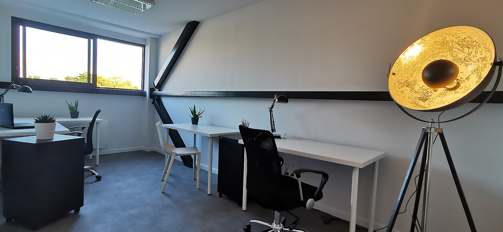 Nouveaux bureaux privatifs au 9 Coworking à La Rochelle